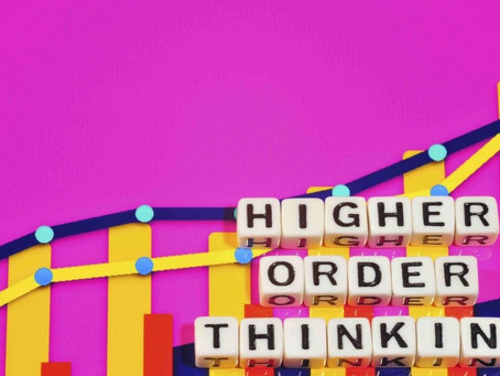 What is Higher-Order Thinking? - 5 mins read