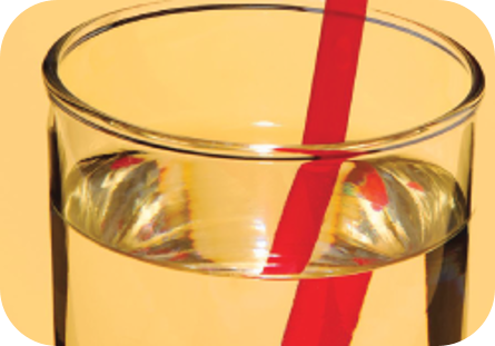 Learn refraction with the magic pencil experiment! - 3 mins  read