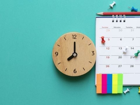 Time Management – practical ways to make your teaching life easier. - 1 min read