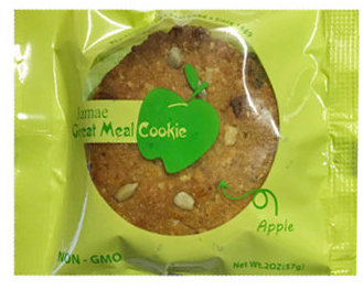 Great Meal Cookie Apple