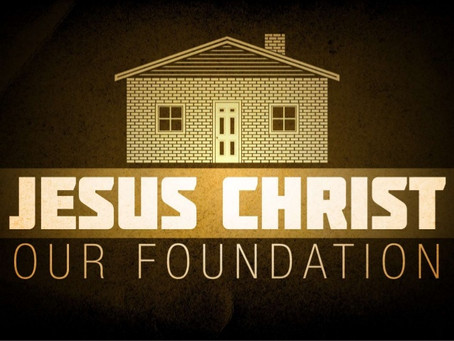 What a Foundation in Christ Means