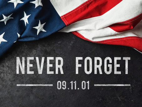 United We Stand - Reflecting on 9/11
