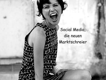 Social Media - eine Welt voller Schreihälse?