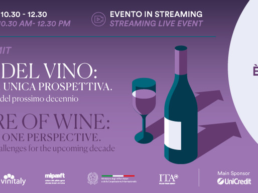 il futuro del vino: visioni differenti, unica prospettiva