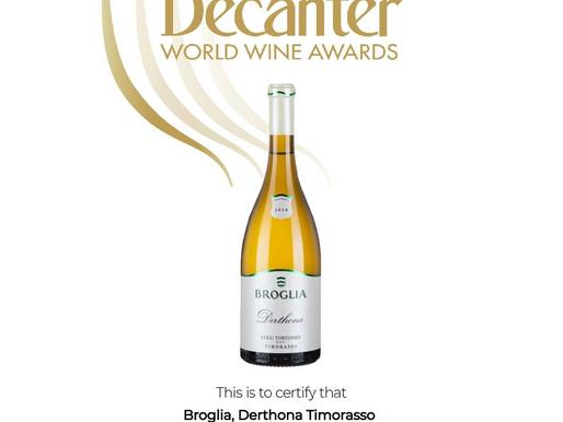 decanter world wine AWARDS 2021