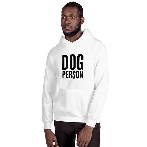 Dog Person Unisex Hoodie