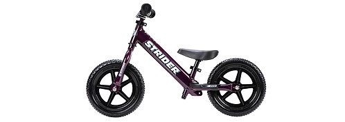 STRIDER™ 12 Sport PRO Aluminum Balance Bike - PURPLE