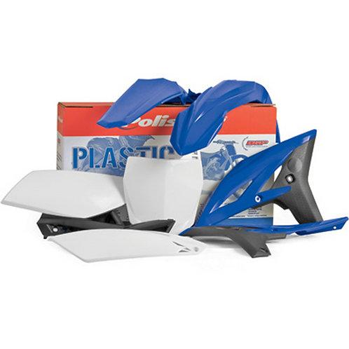 Polisport 90274 Complete Plastics Kit YZ450F 11-12 - OEM Color