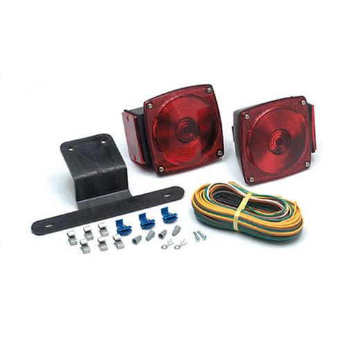 Waterproof LED Trailer Light Kit - TLL-9RK