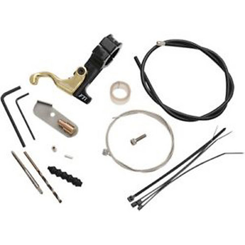 FTI Goldfinger ATV Left Hand Throttle Kit - 007-1021A - Kawasaki