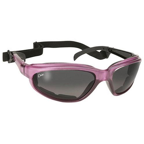 """Chix """"Freedom"""" Ladies Padded Sunglasses - 43113 - Pearl Purple"""