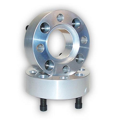 High Lifter Wide Trac Rear Bilit Aluminum Wheel Spacers - Arctic Cat