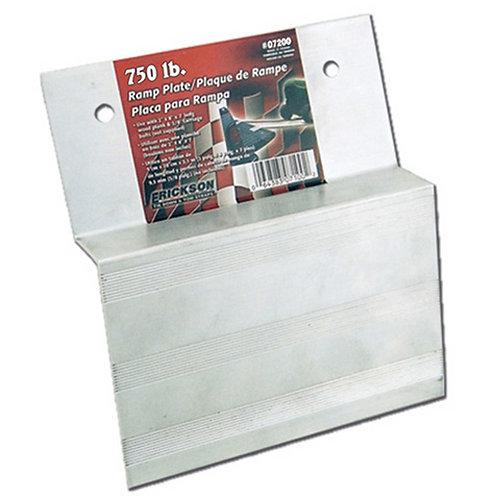 Erickson Aluminum Ramp Plate - 750lbs - 07200