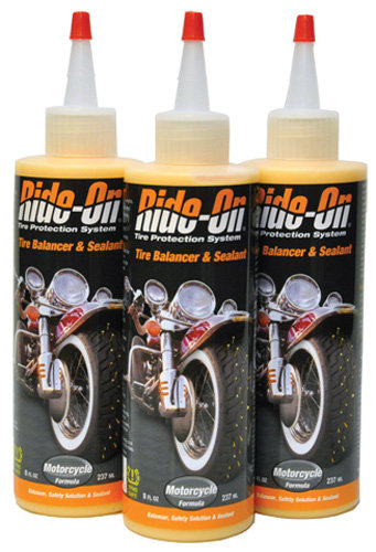 Ride on TPS Motorcycle Tire Balancer and Sealant - 41208