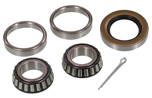 "Compete Trailer Bearing Kit 1-3/8' to 1-1/16"" Spindle for Old Style HS545 hub"