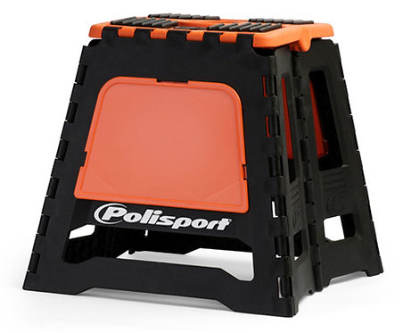Polisport Track Stand - Foldable Dirt Bike Pit Stand