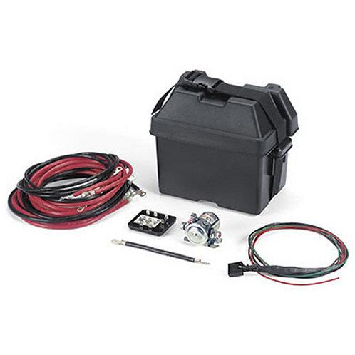WARN Dual Battery Control Kit - 77977