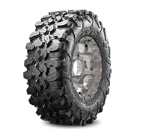 Maxxis Carnivore Radial Tire - 8 Ply