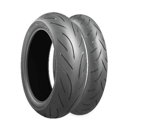 Bridgestone Battlax S21 Hypersport Tire Set