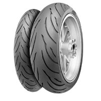 Continental Conti Motion Front/Rear Tire Set 120/70-17 and 180/55-17
