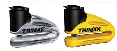 Trimax Motorcycle Disk Rotor Lock