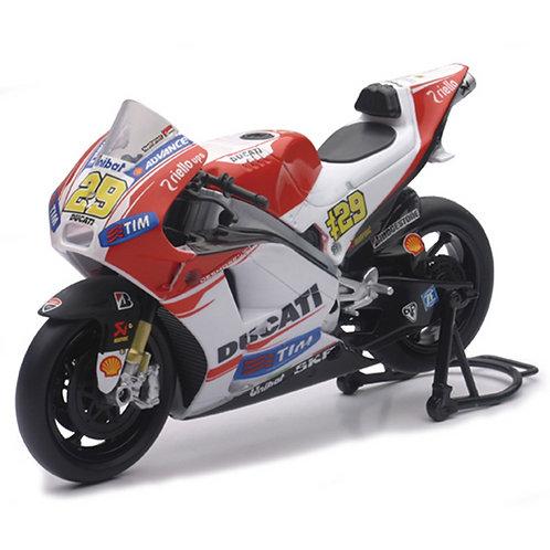1:12 Die-Cast Replica Desmosedici Ducati Andrea Iannone (2015)