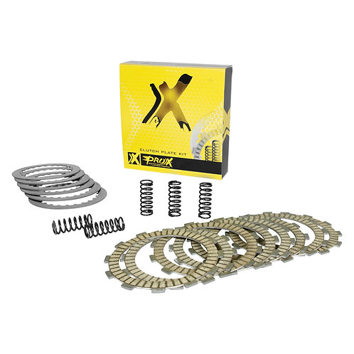 Pro-X - 16.CPS24012 - Complete Clutch Plate Set