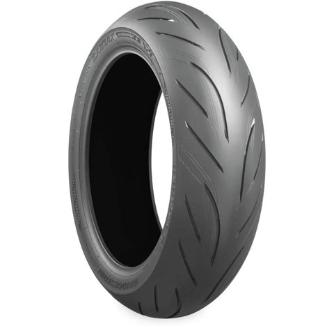 Bridgestone Battlax S21 Hypersport Tire - Rear