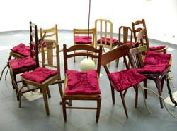 Jeu des chaises