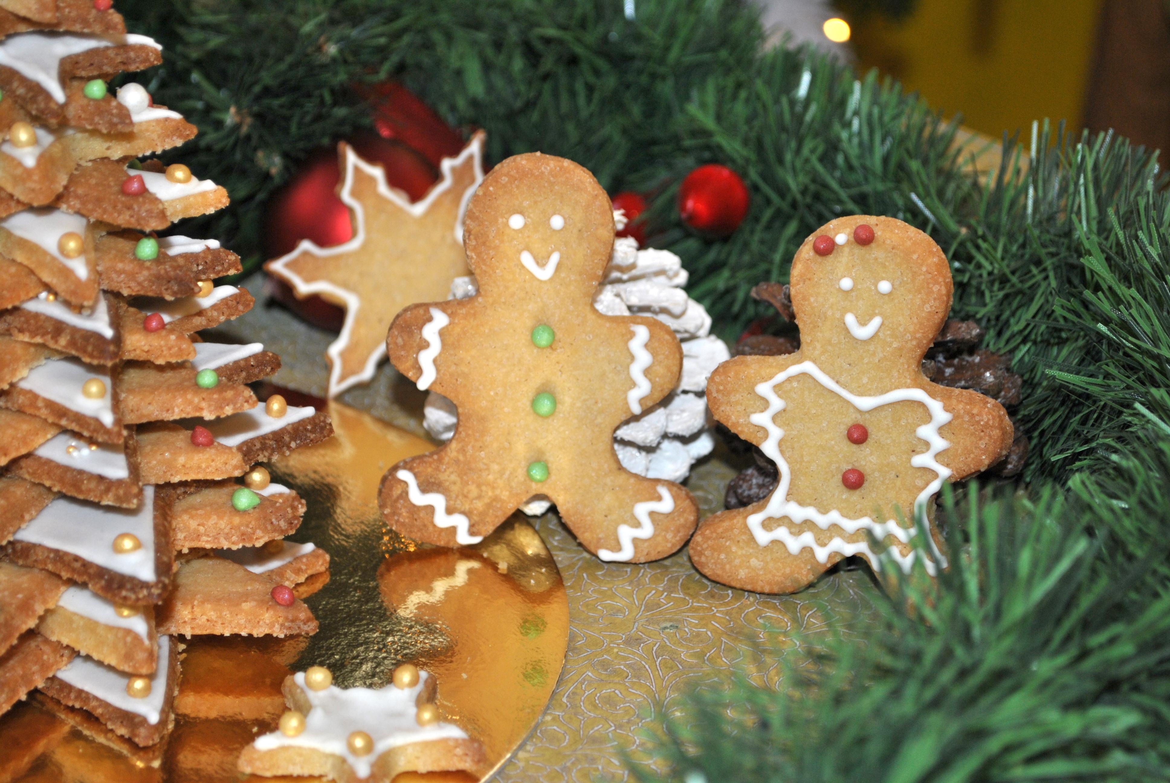 M. et Mme Gingerbread