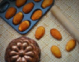 madeleines d'antan