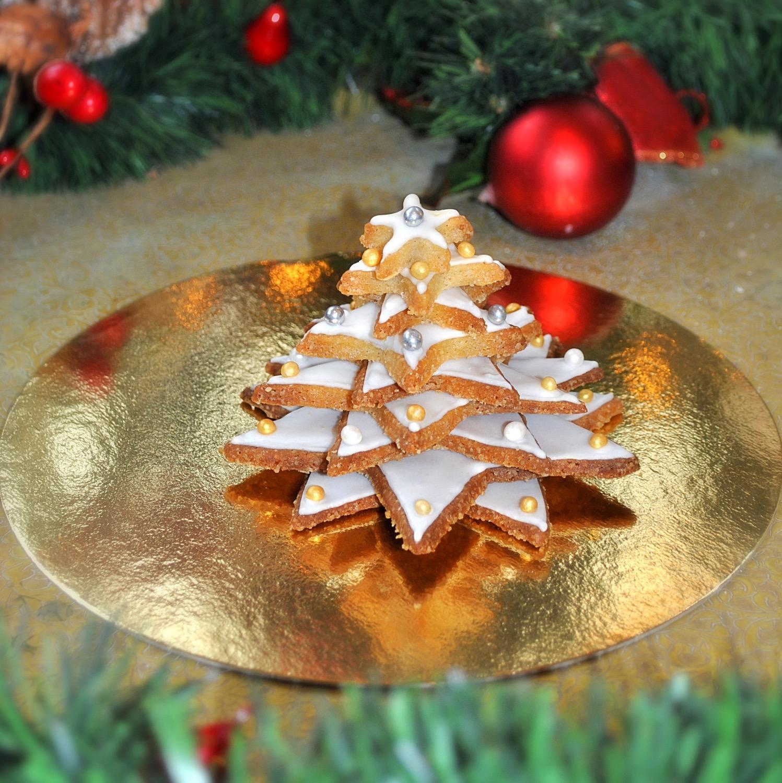 Sablés de Noël petit sapin