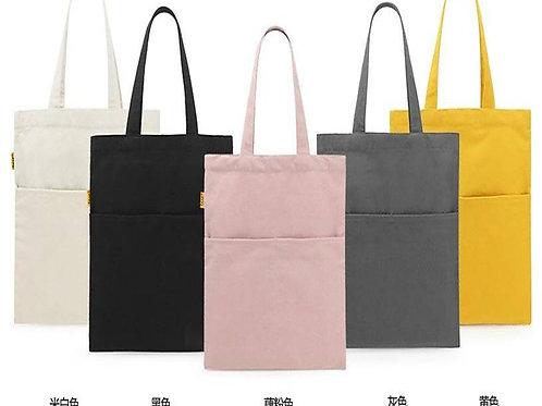 Pocket Canvas Bag