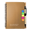 Thumbnail: A5 ECO Notebook with Sticky Tab and Pen