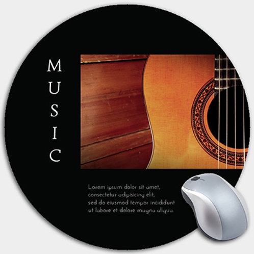 Round Mouse-Pad