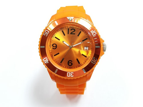 Customized Sports Analog Watch