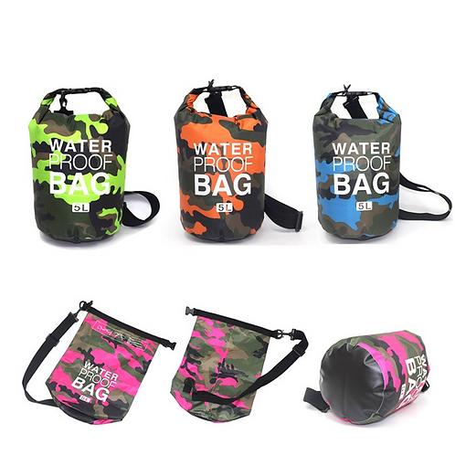 Army Design Waterproof Bag