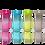 Thumbnail: Translucent Hexagon Shape Bottle (320ml)