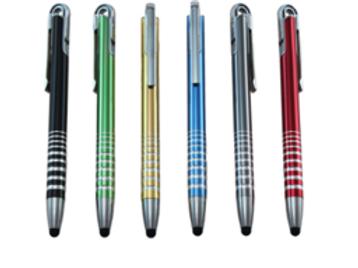 Aluminium Ballpoint Pen with i-Stylus