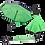 "Thumbnail: 24"" Reversible Umbrella"