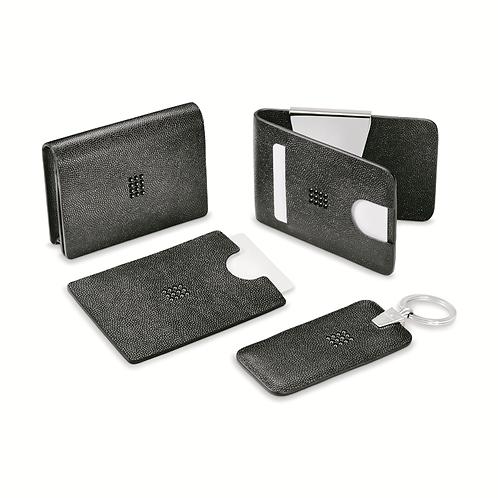 Swarovski Leather Goods – Jet/Black & Crystal/White Edition