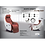 Thumbnail: OTO EQ-09S Massage Chair (Red)