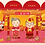 Thumbnail: Red Packet without Cover Pouch Collection 6 in 1 Collection Set