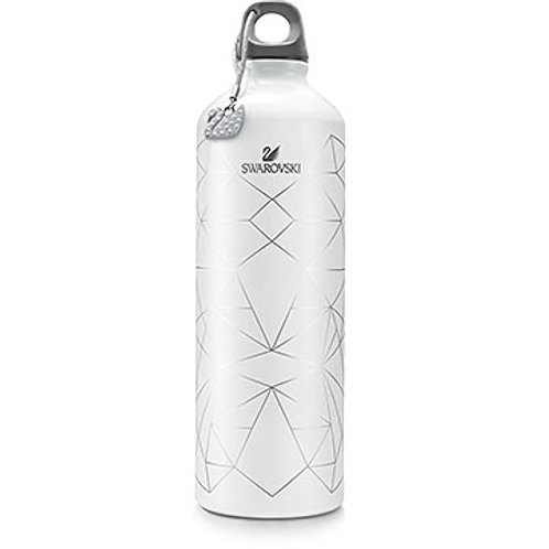 Swarovski Water Bottle With Swan Charm