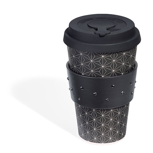 Swarovski Bamboo Travel Mug (400ml)