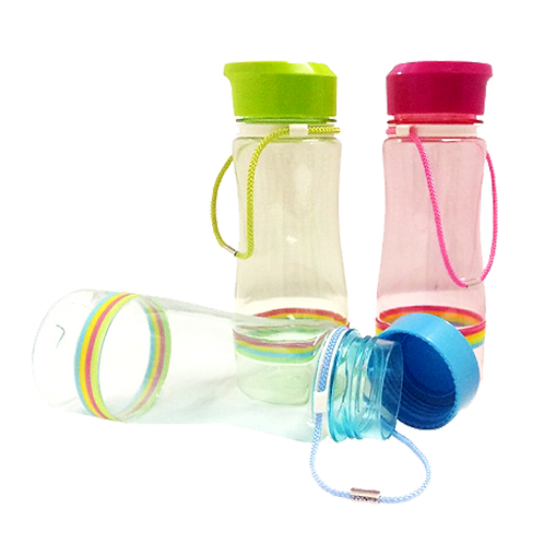 BPA-free Bottle with Anti-slip Strip (500 ml)