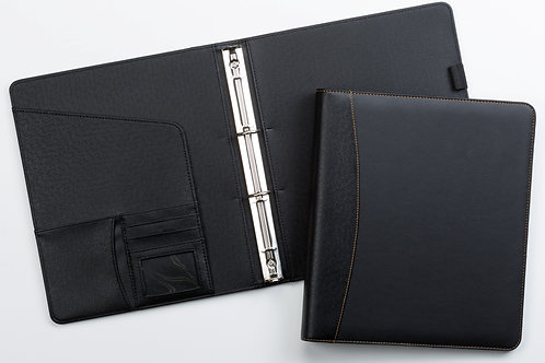 A4 Refillable Portfolio with Ring Binder