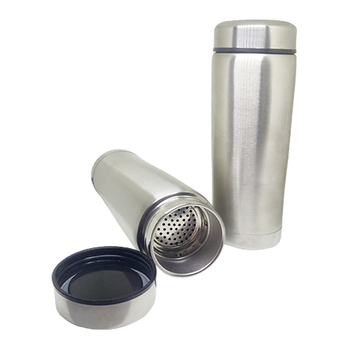 Stainless Steel Tumbler with Filter (250ml)