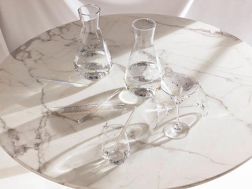 Swarovski Glassware Collection – Lime & Rainbow Edition