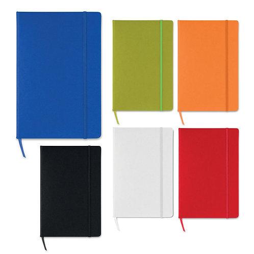 A5 PU Leather Notebook